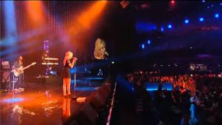 Pixie Lott - Cry Me Out (Live O2 Smartsounds)