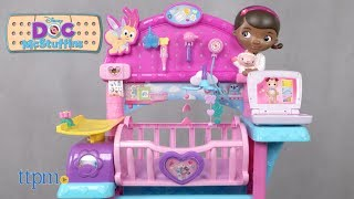 Doc McStuffins Baby All-In-One Nursery from Just Play