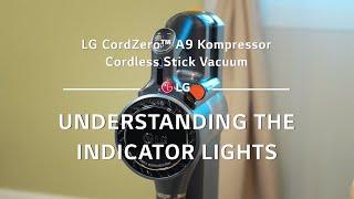 Video 6 of Product LG CordZero A9 Kompressor Stick Cordless Vacuum Cleaner