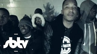 Bonkaz, Stormzy, Swift & Youngs Teflon | Don't Waste My Time (Remix) [Music Video]: SBTV