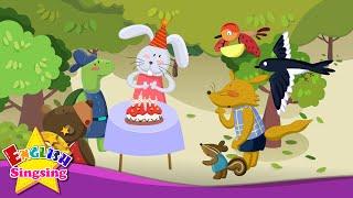 Animal Friends - Chúc mừng sinh nhật! - English câu chuyện cổ tích dành cho trẻ em