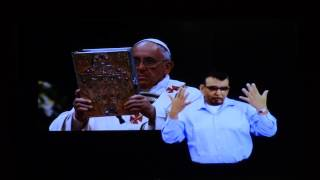 Liturgy of the Word in ASL: November 15, 2015, 33rd Sunday of Ordinary Time