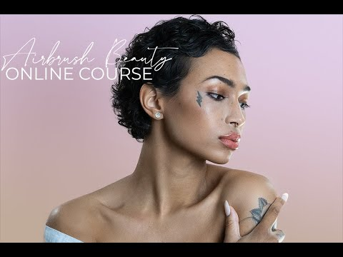 Airbrush Beauty Online Course
