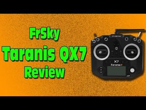 FrSky ACCST Taranis Q X7 2 4GHz 16CH Mode 2 Transmitter Blue