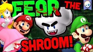 The Most HORRIFYING Mario Power-ups!   Gnoggin