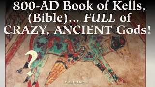 "EXCLUSIVE: Why is ""Book of Kells"", Full of clearly-Hindu Gods?!"""
