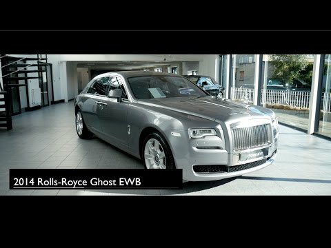 Download Rolls-Royce Ghost Extended Wheelbase - Full In-depth Interior and Exterior Walkaround video tour Mp4 HD Video and MP3