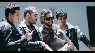 Reik & Maluma - Amigos Con Derechos  Detrás De Cámaras