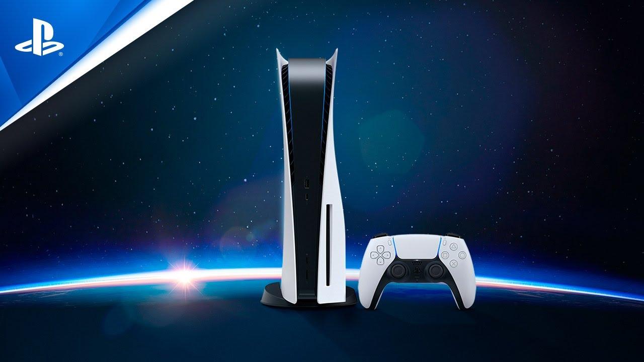 Apresentamos o anúncio de lançamento global do PS5