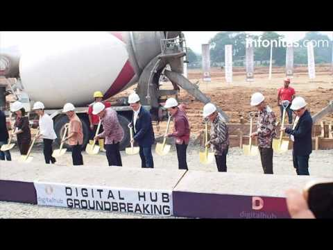 Sinar Mas Land Gelar Groundbreaking Kawasan Digital Hub Bsd City