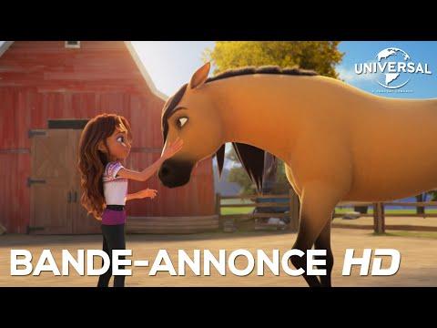 Spirit l'indomptable - bande-annonce Universal Pictures France