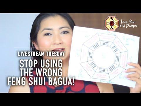 STOP USING THE WRONG FENG SHUI BAGUA!