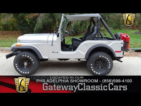 Video of '75 CJ5 - MDQG