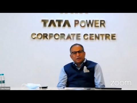 Dr Praveer Sinha, CEO & MD, Tata Power in discussion with RN Bhaskar, Free Press Journal