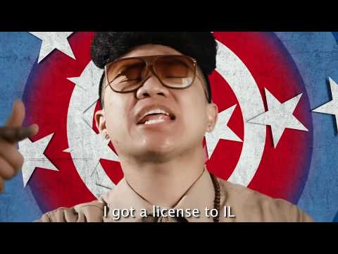 (RE-EDIT) Hulk Hogan and Macho Man vs. Kim Jong-il. Epic Rap Battles of History