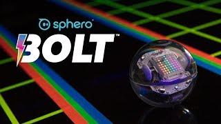 This is Sphero BOLT