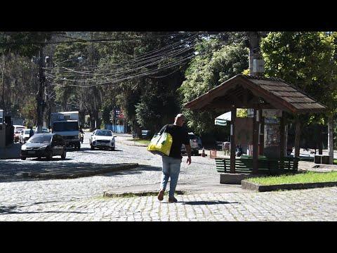 Como está a rotina no bairro de Nova Friburgo mais afetado pelo covid-19?