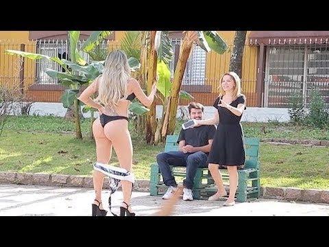 Take my pussy video for my boyfriend  - Redetv prank