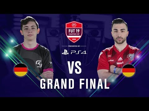 FIFA 19 FUT Champions Cup January Grand Final Hasoo vs DullenMIKE