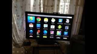 MINIX (Andriod TV-Box) - Unpacking и краткий обзор