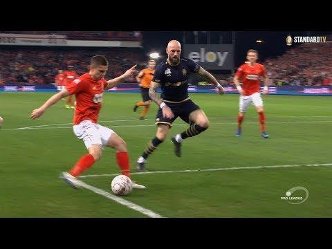 Standard - Antwerp : 3-1