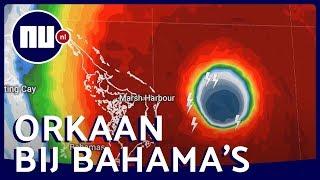 Categorie 5 orkaan Dorian bereikt Bahama's | NU.nl