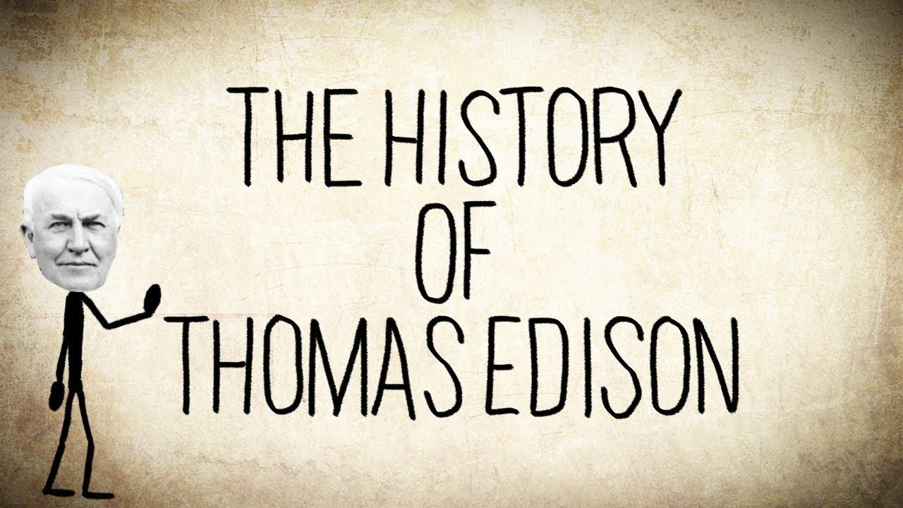Celebrate Thomas Edison's 165th Birthday With A Crash Course On His Life