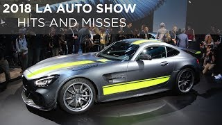 2018 LA Auto Show | Hits and Misses | Driving.ca