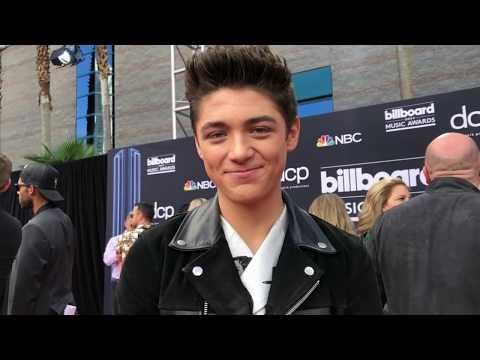 Asher Angel - 2019 Billboard Music Awards BTS Full Version