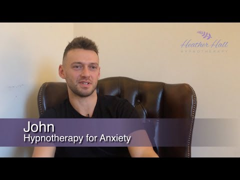 Dealing with Anxiety using Cognitive Hypnotherapy