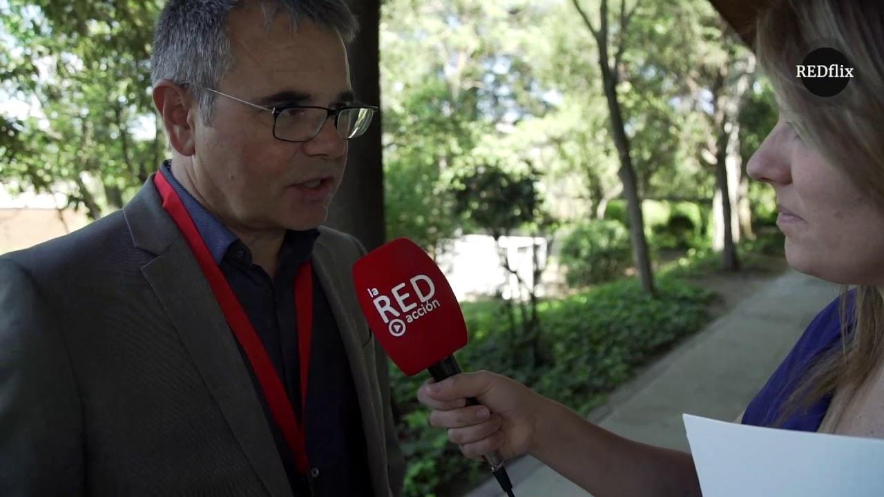 """José Miguel Cacho: """"Alrededor de la salud hay gran cantidad de profesionales sanitarios"""""""