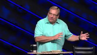 The Word FORGIVENESS With Rick Warren