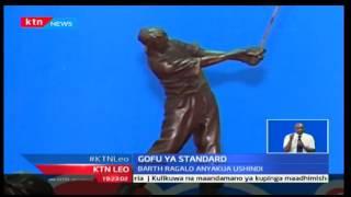 KTN Leo: Barth Ragalo ndiye mshindi wa nakala ya mwisho ya golf katika klabu ya Royal jijini Nairobi