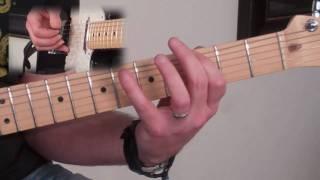 "Doug Seven | 1 Simple ""Brad Paisley"" Guitar Technique | From the dvd ""Habitual Techniques"""