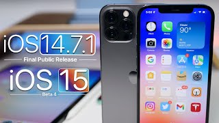 iOS 14.7.1 and iOS 15 Beta 4 - Features, Release, Follow Up Review