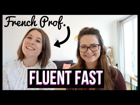 LEARN FRENCH FAST: How to Become Fluent in French - Follow My Action Plan!