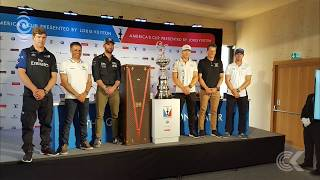 The America's Cup niggle that Kiwis love to hate