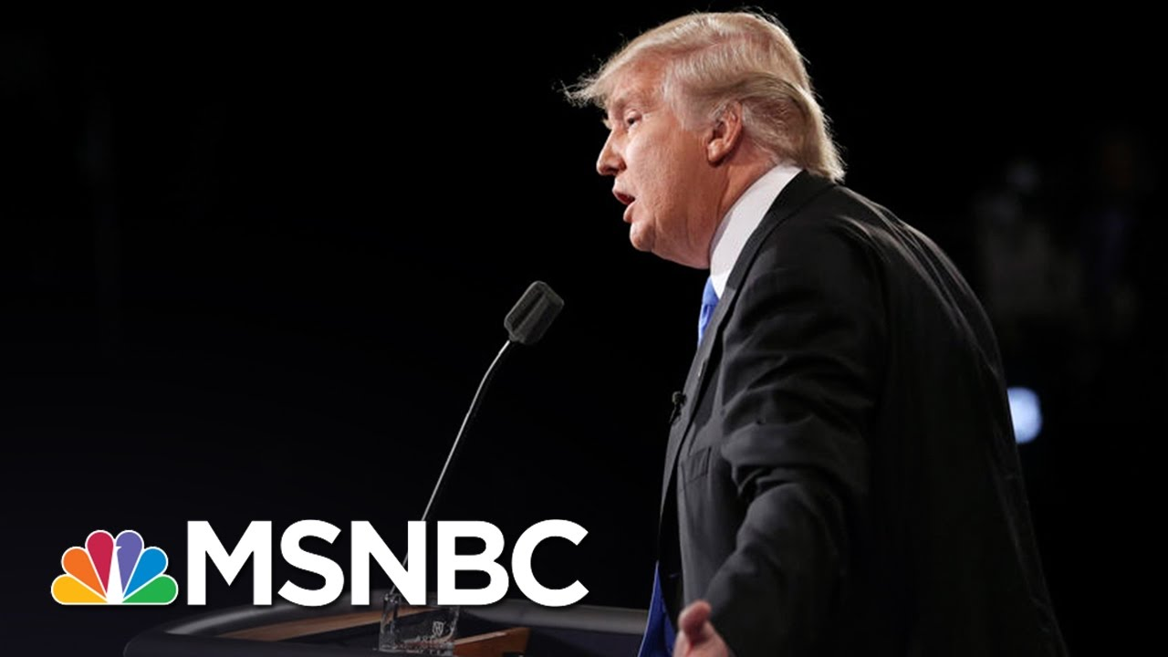 How Donald Trump Will Need To Address Foreign Policy, ISIS | Andrea Mitchell | MSNBC thumbnail
