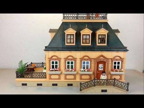 Kleines Puppenhaus 5305 Playmobil von 1990 seratus1 Dollhouse