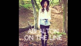 Abi Alton - On The Line (Official Audio)