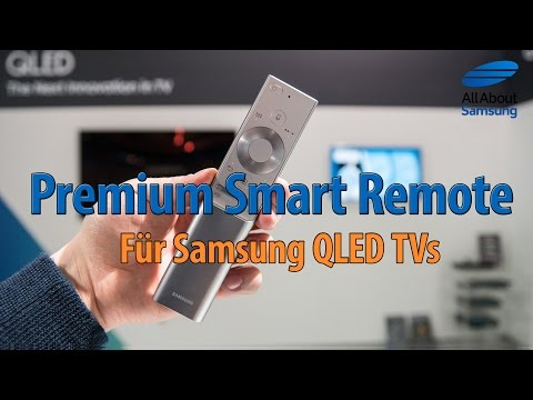 Samsung Premium Smart Remote 2017 für QLED TV