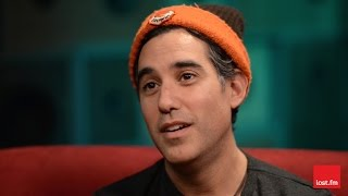Joshua Radin - Last.fm Sessions interview on 'Onward and Sidways'