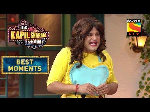 Sapna's Third Man Massage | The Kapil Sharma Show Season 2 | Best Moments