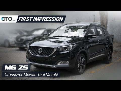 MG ZS | First Impression | Crossover Mewah Tapi Murah? | OTO.com