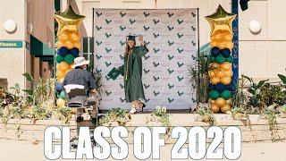 DRIVE-THRU HIGH SCHOOL GRADUATION | CLASS OF 2020 | CELEBRATING MADI'S HIGH SCHOOL GRADUATION