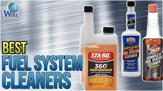 10 Best Fuel System Cleaners 2018