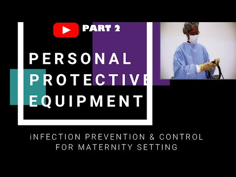 Infection Prevention and Control for Maternity Settings Within COVID-19 Context - Part 2