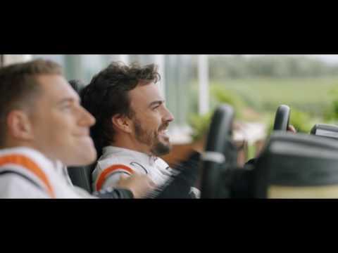 Chandon Presents: An Unexpected Race
