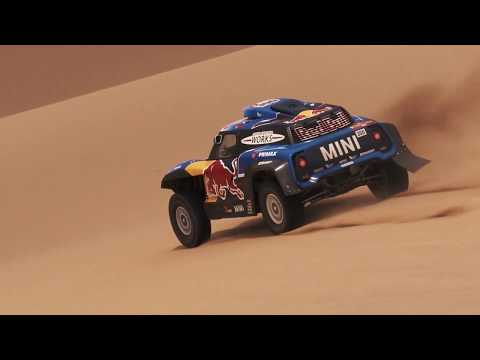 Dakar 2019 - Stage 1-2 // X-raid MINI JCW Team
