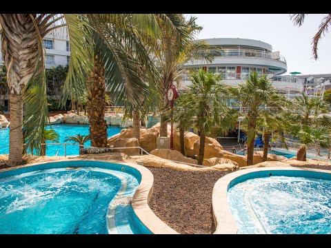 Эйлат Club Hotel Израиль 2019 март Красное море Шаров Вадим видео
